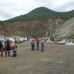 Sudáfrica: Rescatan 70 de 100 mineros atrapados en una galería