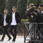 Neymar declaró ante la Justicia Española por fraude y estafa