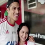 YouTube: Bella hincha del Flamengo llora al conocer a Paolo Guerrero
