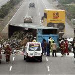 Áncash: 10 muertos deja accidente vehicular