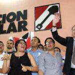 JEE declara inadmisible lista parlamentaria de Acción Popular en Lima