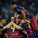 Barcelona iguala a Real Madrid récord de 34 partidos invicto