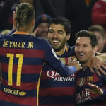 Copa del Rey: Barcelona golea a placer 7-0 a Valencia