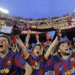 Barcelona saluda a Alianza Lima por 115 Aniversario