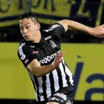 Benavente fue elegido Jugador del Mes por hinchas del Charleroi