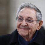 Francia recibe con todos los honores a presidente de Cuba Raúl Castro