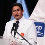 Cerrón propone mayor autonomía económica para las regiones