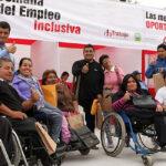 """""""Semana del Empleo"""": 15 discapacitados consiguieron trabajo el primer día"""
