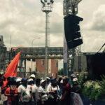 Bolivia: Gobierno pone a funcionar planta de gas natural licuado