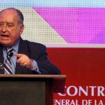 Flores-Aráoz: Contraloría debe acceder a información financiera y tributaria