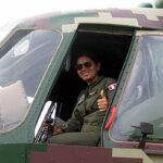 Melody Moon: La única mujer peruana que pilota un helicóptero