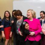 EEUU: Hillary Clinton se impone en los 'caucus' de Nevada