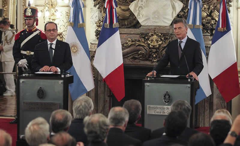 Hollande-macri