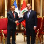 Visita de Hollande marca un hito en la historia de Perú y Francia