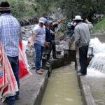 EsSalud envió apoyo médico a pobladores y pasajeros varados en Huarochirí