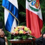 Ollanta Humala y Raúl Castro evalúan incrementar cooperación