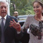 Vargas Llosa dice haber vivido año más feliz de su vida con Isabel Preysler