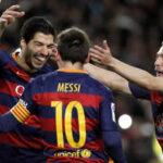 Liga BBVA: Barcelona golea a Celta 6-1 con 'hat trick' de Suárez