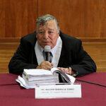 Exjuez Malzon Urbina presenta tacha contra Julio Guzmán