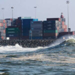 Chile: Cierran principales puertos y balnearios por fuertes marejadas
