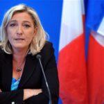 """Marine Le Pen, premio al """"político mentiroso del año"""" en Francia"""
