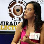 Segunda vuelta: Marisa Glave critica que Barnechea no fije posición