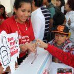 Niñas y niños pedirán buen trato a candidatos presidenciales