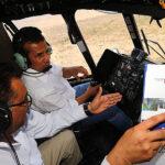 Mandatario inspeccionó atención de emergencias en Carretera Central