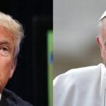 Papa Francisco critica con dureza el muro fronterizo de Donald Trump