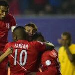 Copa América Centenario: Perú en Grupo B de Brasil, Ecuador y Haití