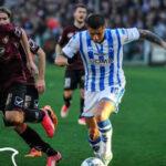 Serie B: Gianluca Lapadula no anota y encima comete autogol