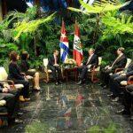 Perú y Cuba fortalecieron lazos bilaterales con visita presidencial