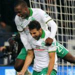Bundesliga: Claudio Pizarro marcó en empate del Werder Bremen