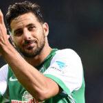 Pizarro ingresó al Top-5 de goleadores históricos de la Bundesliga