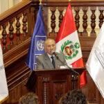 Congreso: Dr. Roberto Mejía Alarcón disertó en seminario internacional