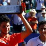 Abierto de Argentina: Thiem campeón al vencer a Nicolás Almagro