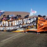 Chile: Despiden a más de 1,600 trabajadores por crisis del cobre