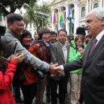 Bolivia: Unasur llama a votar en calma en referendo sobre reelección