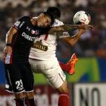 Universitario apenas empató 3-3 con Colo Colo
