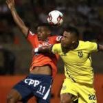Comerciantes Unidos empata 1-1 con equipo copero de César Vallejo