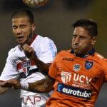 Copa Libertadores: César Vallejo de local empata 1-1 con Sao Paulo