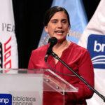 Verónika Mendoza plantea una reforma radical del sistema de justicia