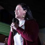 """Verónika Mendoza: """"Guzmán es más de lo mismo"""""""