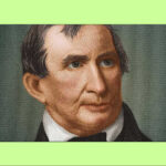 Efemérides del 9 de febrero: nace Williams Henry Harrison