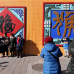 """China recibe """"Año del Mono"""" con esperanza de que traiga buena fortuna"""