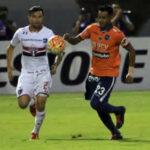 Copa Libertadores 2016: Sao Paulo elimina a César Vallejo