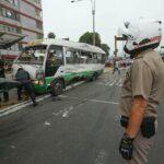Lima: Suspenden operación de toda la flota de El Chosicano
