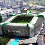 Critican veto de Conmebol a marca que da nombre a estadio de Palmeiras