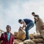 ONU: Con éxito primer lanzamiento aéreo de ayuda humanitaria en Siria