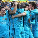 Liga BBVA: Barcelona derrota 2 a 1 a Unión Las Palmas